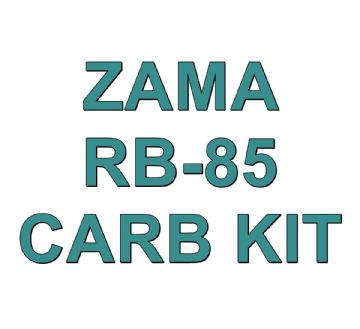 Zama RB-85 Carburettor Carb Repair Kit, Diaphragm, Gasket, Needle, Lever, Spring, Pin, Set, Parts, RB85